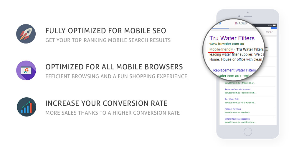 Mobile SEO Zen Cart